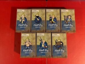 Very Rare Fallout 3 Vault 101 Series 2 Bobbleheads. Sealed. Individual Boxes.