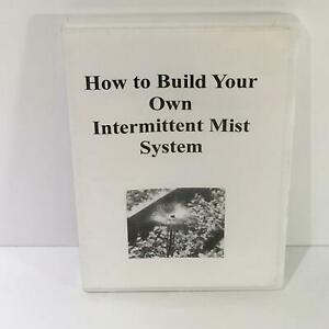 How To Build Own Intermittent Mist System DVD