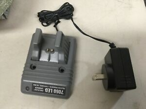 Pelican 7060 Led Charger Base With Power Inverter. Used in good condition.