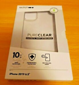 Tech 21 Pure Clear case for Apple iPhone 11 Pro Max 6.5