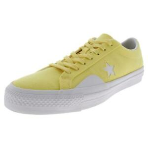 Converse Mens One Star Pro Ox Canvas Athletic Skate Shoes Sneakers BHFO 6481