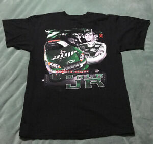 Vintage Dale Earnhardt Jr #88 AMP Sponsored Black T-shirt Size Large! Very Nice!