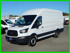 2018 Ford Transit-250 XL Used 2018 Ford Transit 250 Cargo Van - HIGH ROOF EXTENDED BODY