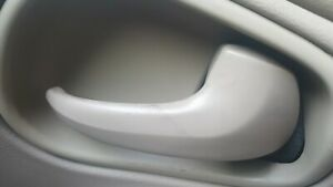 2001 FORD MUSTANG RIGHT PASSENGER FRONT DOOR INTERIOR HANDLE GRAY OEM 1994 2004 $15.00