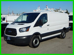 2018 Ford Transit-250  Used 2018 Ford Transit 250 Cargo Van - LOW ROOF 130