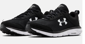 Under Armour Men's UA Charged Assert 8 Running Shoes New Size 13 WIDE 3022641