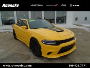 2017 Dodge Charger R/T 392 2017 Dodge Charger R/T 392 18466 Miles Yellow Jacket Clearcoat 4D Sedan SRT HEMI