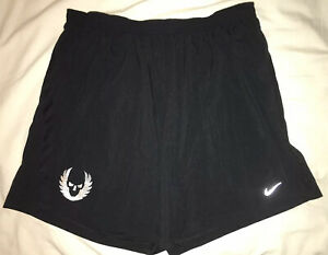 RARE NIKE Dri-Fit Running Shorts OREGON PROJECT Mens L Black NWT NEW