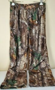 Herter's Realtree Xtra Men's M Camo Hunting Pants Mesh Lined Water Resistant