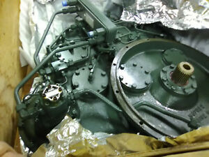 Military PTO Gearbox for Terrex MK2 for use with Caterpillar C9.3 diesel engine $3750.00