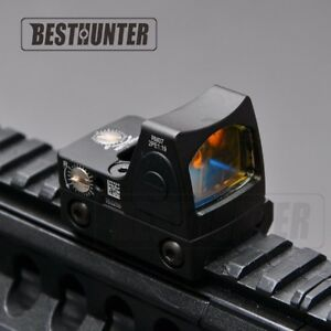 RM07 RMR CLONE WITH CASE RED DOT REFLEX TACTICAL FITS GLOCK USA SELLER!!!