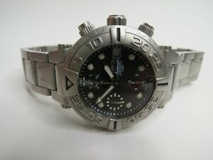 Invicta Original Subaqua Noma I Automatic Chronograph Watch Valjoux 7750 42mm