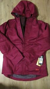 NEW Under Armour Womens UA ColdGear Infrared Sienna 3 In 1 Jacket 1296868 M,L $68.00