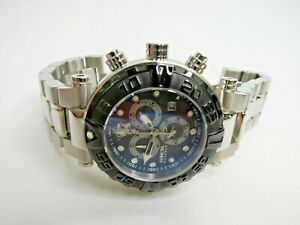Invicta Sea Base Subaqua Noma I Chronograph Watch 17960 Swiss Made