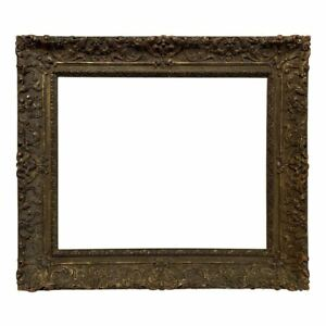 French 18th Century Regence Carved Gilded Picture Frame 24x29 SKU 2218 $1800.00