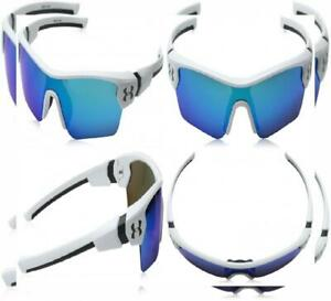 Under Armour Menace Youth Sunglasses YOUTH White  Blue