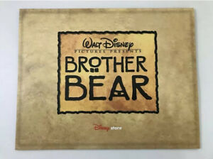 Set of (4) BROTHER BEAR 14