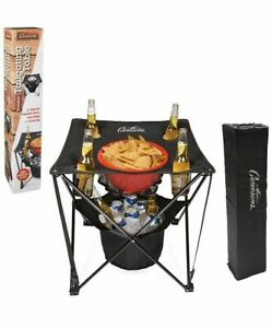 Camerons Products Tailgating Table Collapsible Folding Camping Table
