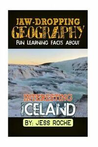 Jaw-Dropping Geography: Fun Learning Facts About INTERESTING ICELAND: Illustrat