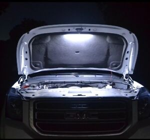Under Hood LED Light Kit Automatic on off Universal Fits Any Vehicle White $27.95
