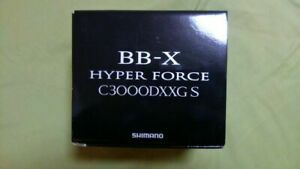 Shimano Bb Xhyperforcec3000Dxxgs Right Handle Used Goods