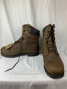 Georgia Men#x27;s G8162 Arctic Toe 1000g Leather Waterproof Sport amp; Trail Boots 19EE
