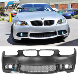 Fits 07-10 BMW E92 E93 2DR 3 Series M3 Style Front Bumper Cover Conversion - PP
