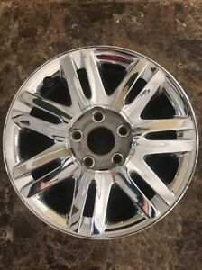 17� Chyrsler Town Country Limited Used Chrome Rim Original Factory OEM 08 10 $95.00