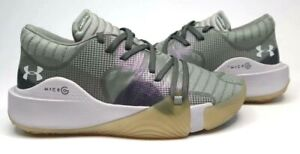 Under Armour Anatomix Spawn Low Basketball Shoes Sz 6.5 3021263 301 $64.95