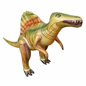 """Inflatable Dinosaur Spinosarus 53"""" Long Blow Up For Party Pool Yard Toy Gift $12.55"""