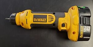 DEWALT CUT OUT TOOL DC550