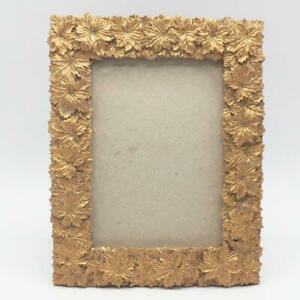 Ornate Metal Picture Frame for 4-12