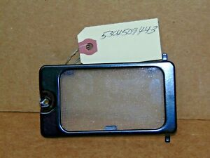 Genuine OEM Frigidaire Microwave 5304509443 Lamp Cover And Lens   A106