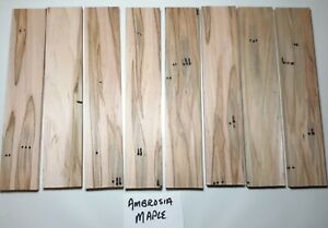 Exotic Wood Knife Scales Craft Wood You Choose Species Thickness amp; Qty. $2.50