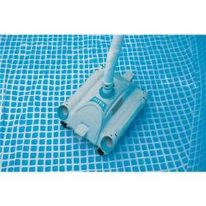 2) Intex Automatic Above Ground Swimming Pool Vacuum Cleaner 28001E (For Parts)