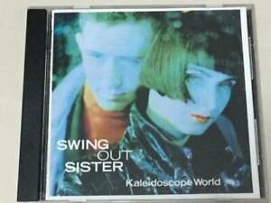 SWING OUT SISTER KALEIDOSCOPE WORLD YOU ON MY MIND WHERE IN THE WORLD POPS