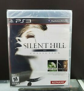 Silent Hill HD Collection PlayStation 3 ps3 Brand new