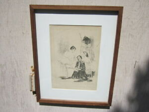 Original drawings by Arvid Mather Germany 1905 1950 $499.00