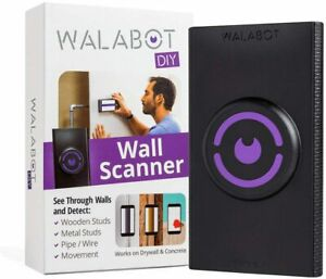 Walabot DIY Advanced Wall Scanner Imaging Pipe and Stud Finder NEW
