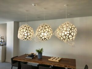 David Trubridge Coral Designer Light Fixture