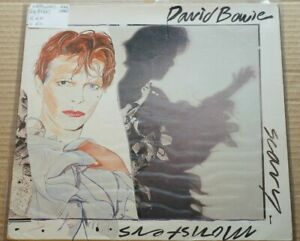 David Bowie Scary Monster RCA PL83647 Black Label Germany 10 Track LP GBP 32.87