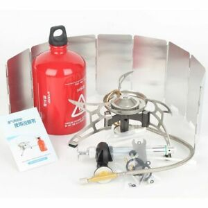 Outdoor Package Camping Stove For Traveler Equipment Set Convenient Carrying New