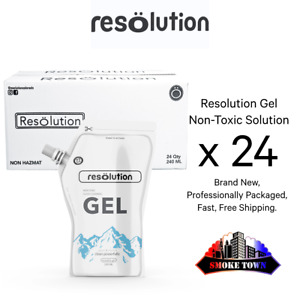 Res Gel Bulk Glass Metal amp; Pipe Cleaning Solution Case of 24