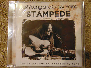 Neil Young amp; Crazy Horse Stampede $19.99