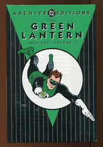 GREEN LANTERN ARCHIVES VOLUME 2 GL #14 21 1ST STAR SAPPHIRE NEW SEALED