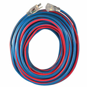 U.S. Wire & Cable 99050 50' 12/3 SJEOW Extreme U-Ground Extension Cord