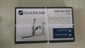Glacier Bay - 1000 021 812 Chrome Kitchen Faucet