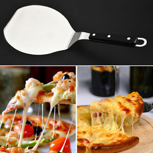 Restaurant Tool Stainless Steel Non-stick Pizza Shovel Lifting Home With Handle