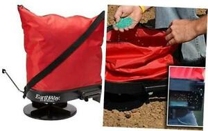 Earthway 2750 Hand-Operated Nylon Bag Spreader/Seeder, Perfect for Pack of 1