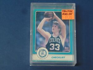1984 NBA Star Larry Bird Set Boston Celtics EZ319